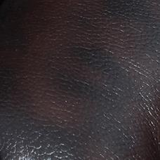 Two-Tone Dark Brown Leatherette 60193 Two Tone Dark Brown