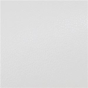 Blanche White Bonded Leather Blanche White