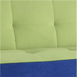 Hailey Green & Blue Flannel 57135