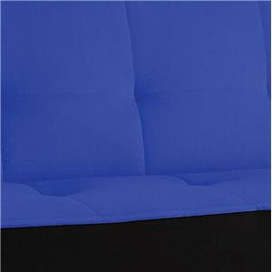 Hailey Blue & Black Flannel 57136