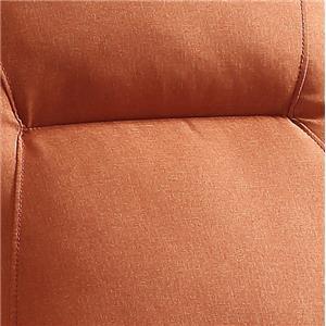 Orange Linen 59459