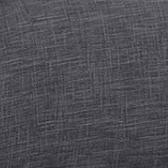 Dark Gray Fabric Hudson Dark Gray