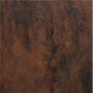 Brown Hair-on-Hide Leather 9520-71