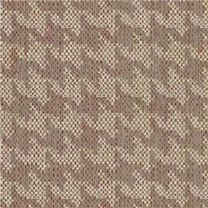 Clever Tan Houndstooth