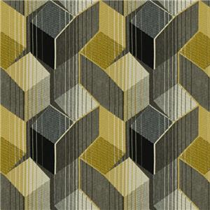 Cubist Geometric Print