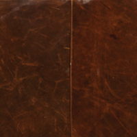 Distressed Brown Leather 8110 Brown