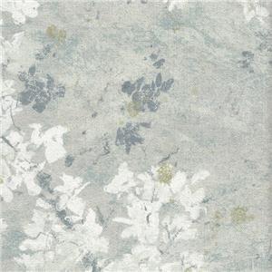 Light Floral Fabric 432011