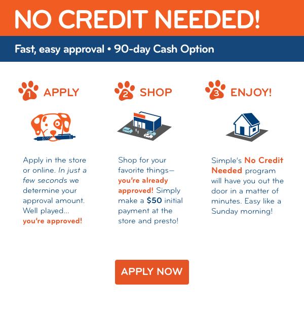 no-credit-finance-image