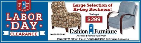 Hi-Leg Recliners