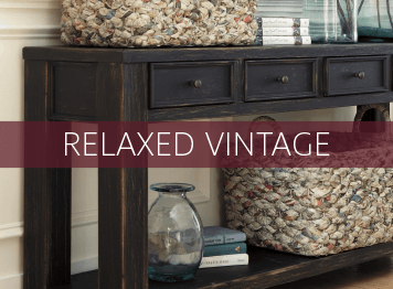 Relaxed Vintage