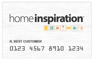homeINSPIRATION Financing