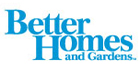 Better Homes and Gardens Manufacturer Page