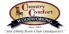 Country Comfort Woodworking Manufacturer Page
