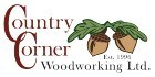 Country Corner Woodworking Manufacturer Page