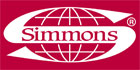 SIMMONS Manufacturer Page