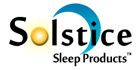 Solstice Sleep Products Manufacturer Page