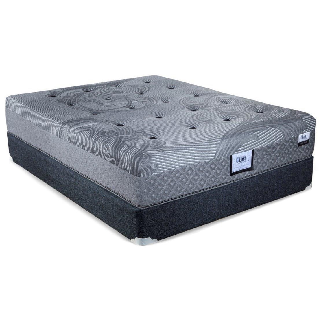 King Pocketed Coil Mattress Set
