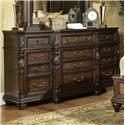 Fairmont Designs Chateau Marmont Dresser - Item Number: C7016-05