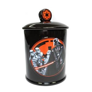 Star Wars Ceramic Cookie Jar