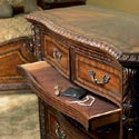 A.R.T. Furniture Inc Old World Drawer Chest