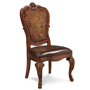 Belfort Signature Overture Upholstered Back Side Chair
