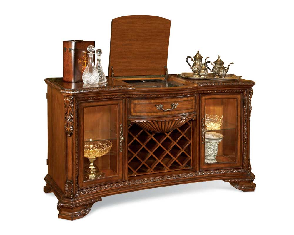 A.R.T. Furniture Inc Old World Wine and Cheese Buffet - Item Number: 43252