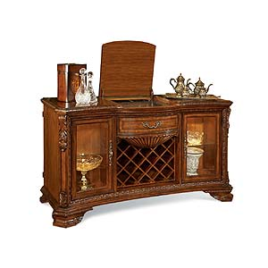 A.R.T. Furniture Inc Old World Wine and Cheese Buffet