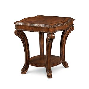 Belfort Signature Overture Rectangular End Table
