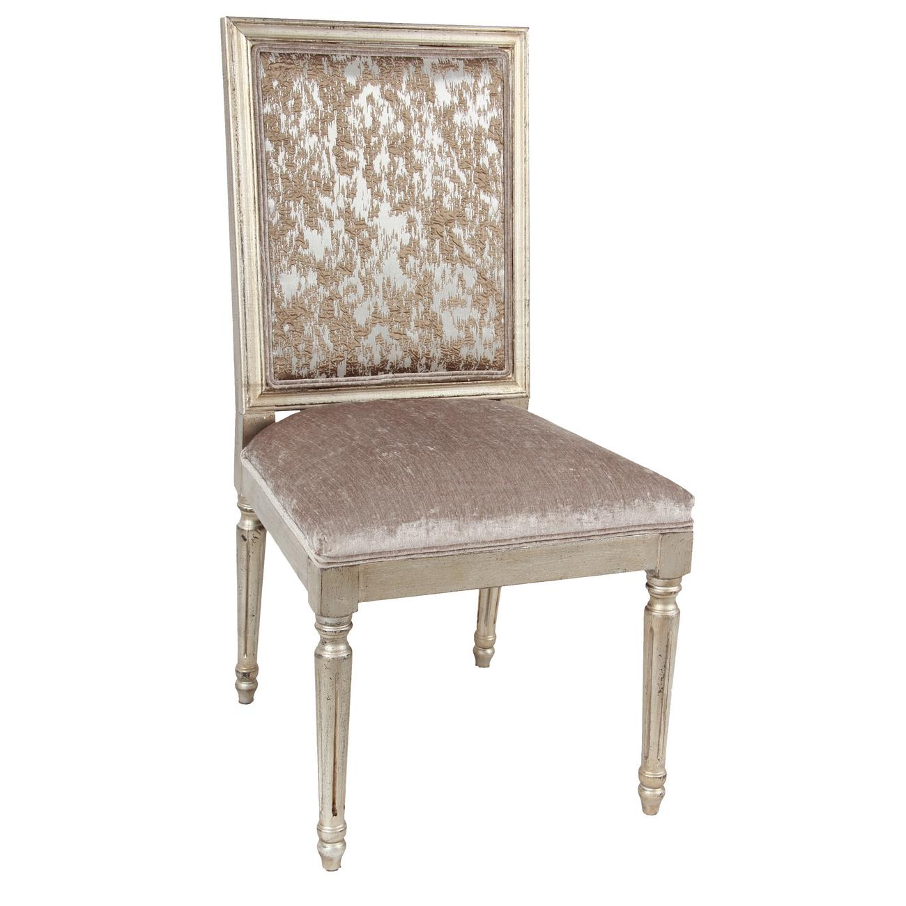 A & B Home Accent Chairs Champagne Accent Chair - Item Number: ABHO-37874