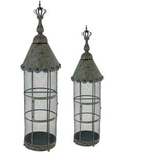 Bird Cages Set of 2