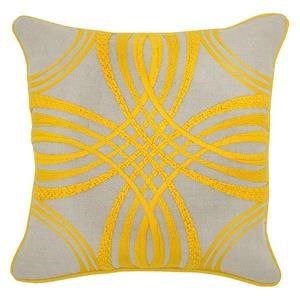 Ruby-Gordon Accents Ruby Gordon Accents Embroidered Pillow