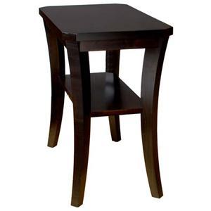 AA Laun Urbane Chairside Table