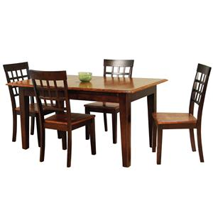 AAmerica Bristol Point 5Pc Dinette