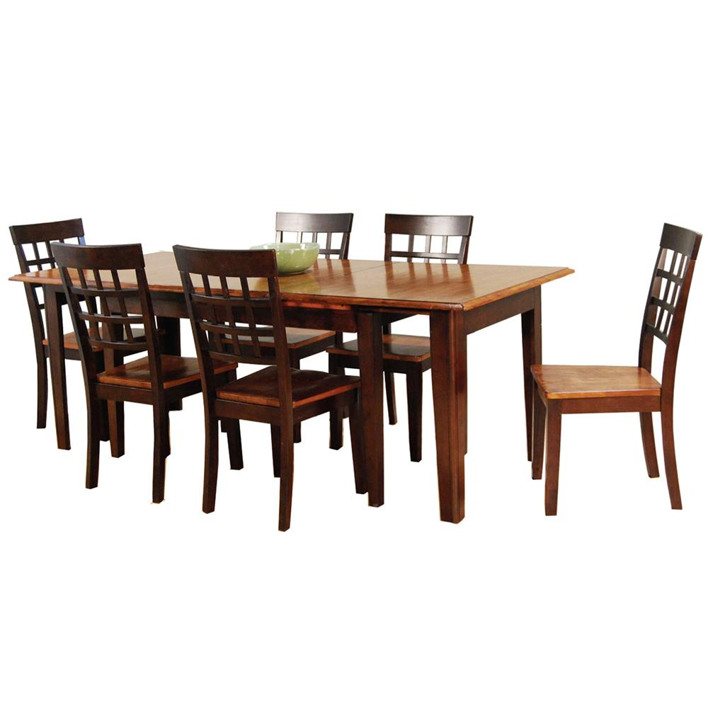 AAmerica Bristol Point 7Pc Dinette - Item Number: AAMBTL/FKIT
