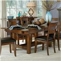 AAmerica Mariposa Trestle Table - Item Number: MRP-RW-6-08-0