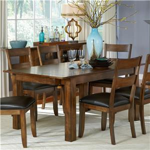AAmerica Mariposa Dining Leg Table