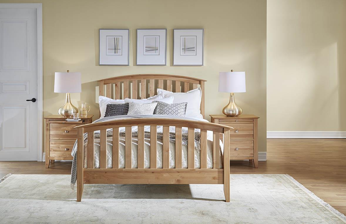 AAmerica Alderbrook Queen Bedroom Group - Item Number: ADK Q Bedroom Group 1