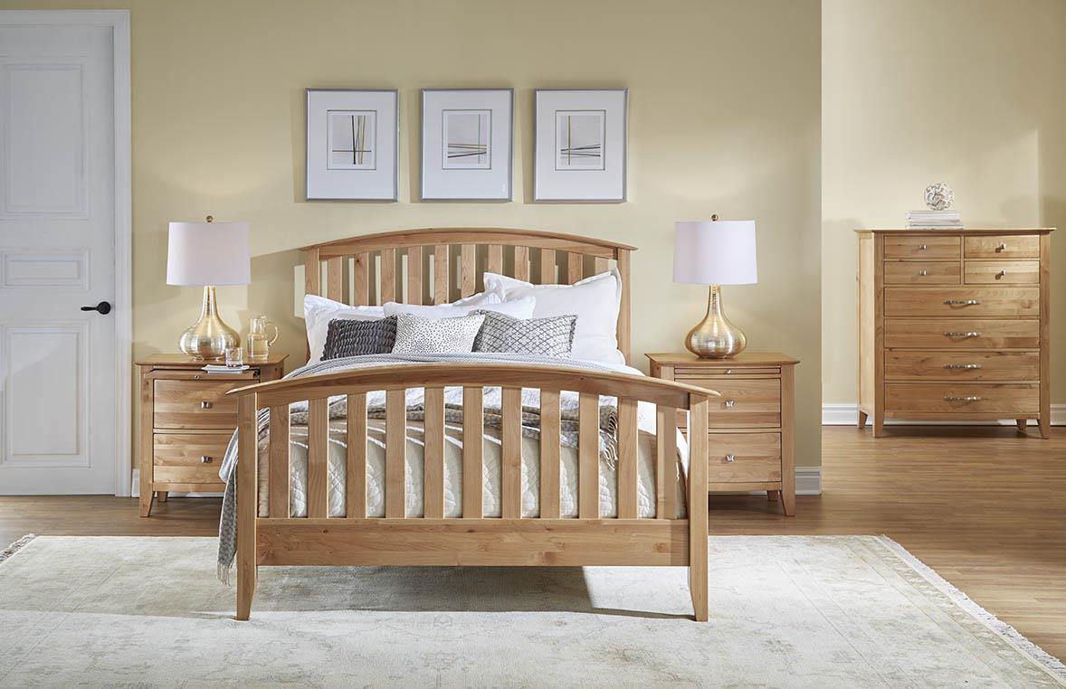 AAmerica Alderbrook King Bedroom Group - Item Number: ADK K Bedroom Group 2