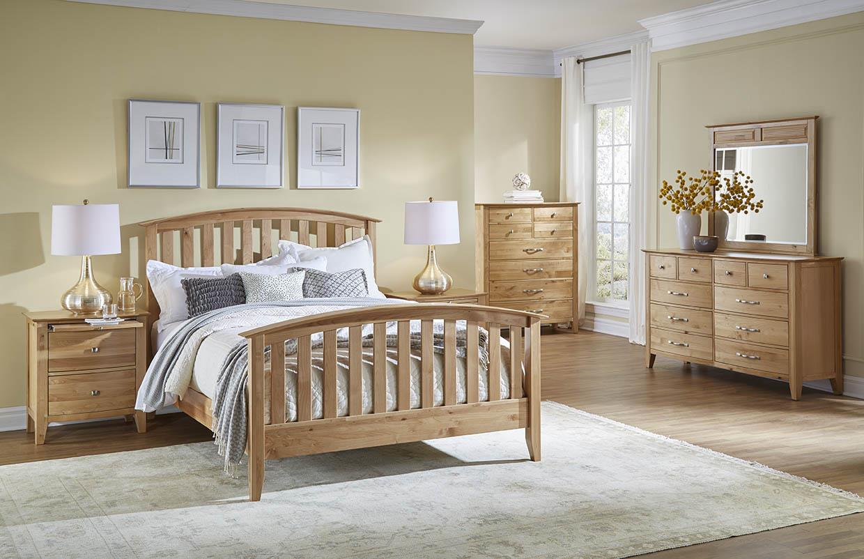 AAmerica Alderbrook California King Bedroom Group - Item Number: ADK CK Bedroom Group 3