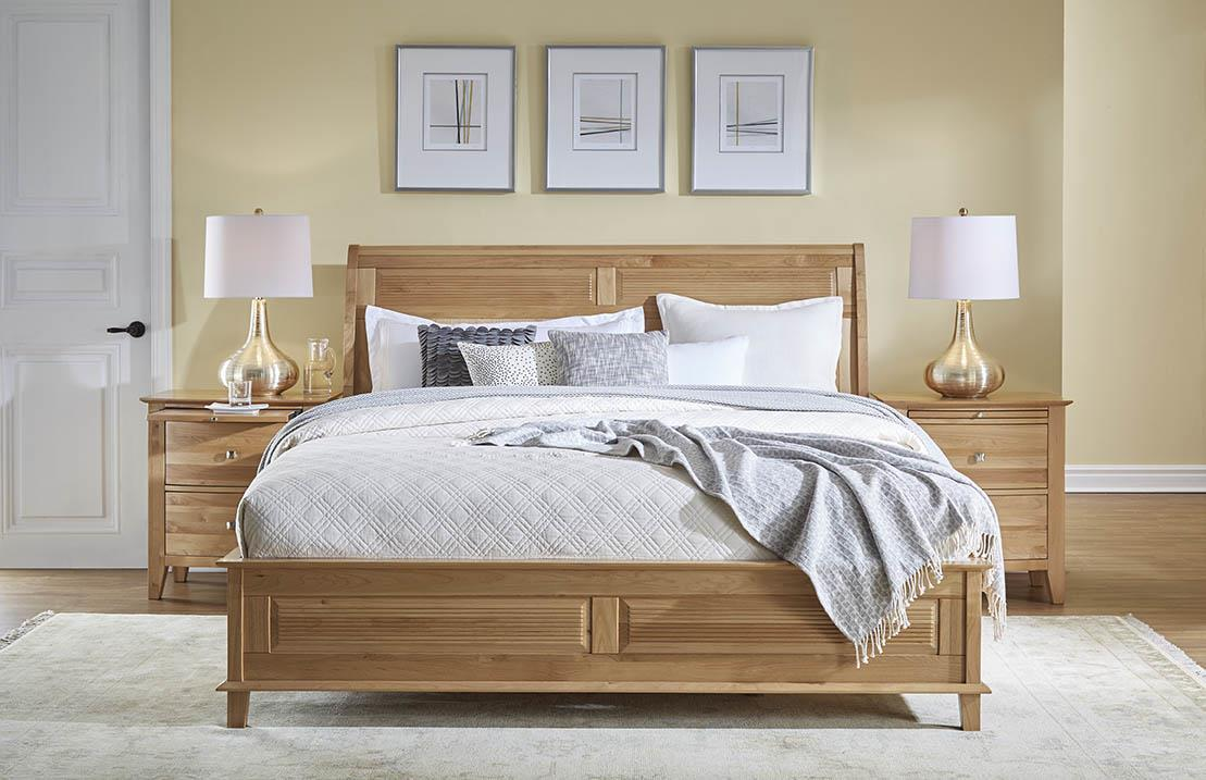 AAmerica Alderbrook King Bedroom Group - Item Number: ADK K Bedroom Group 4