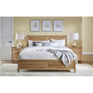 AAmerica Alderbrook California King Bedroom Group
