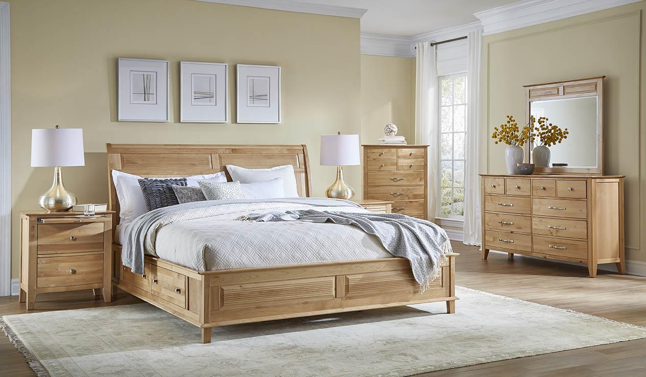 AAmerica Alderbrook California King Bedroom Group - Item Number: ADK CK Bedroom Group 6
