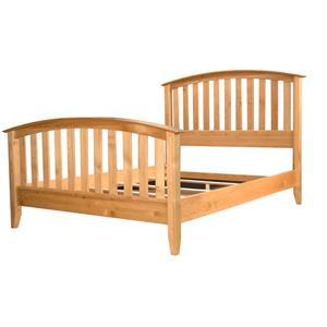 AAmerica Alderbrook Cal. King Slat Bed