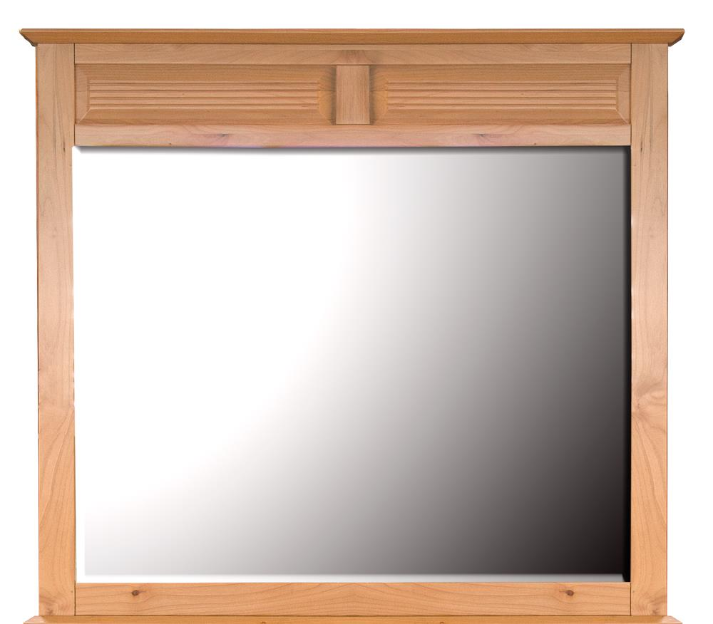AAmerica Alderbrook Panel Mirror - Item Number: ADK-NT-5-55-0