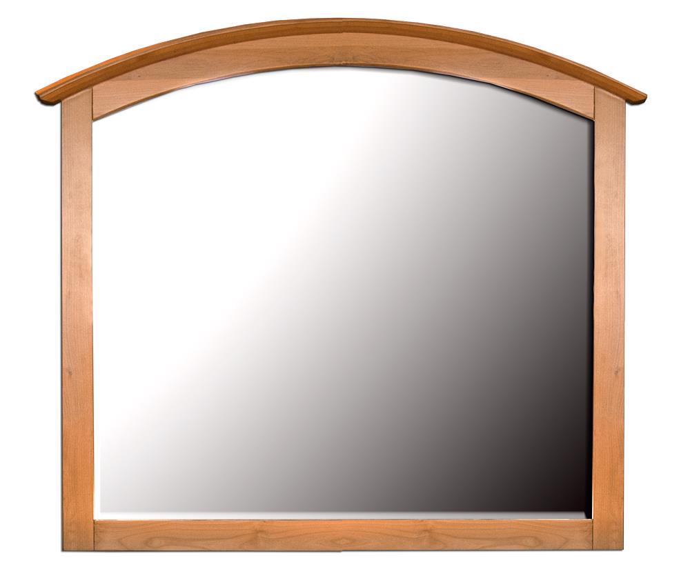 AAmerica Alderbrook Arch Mirror - Item Number: ADK-NT-5-56-0