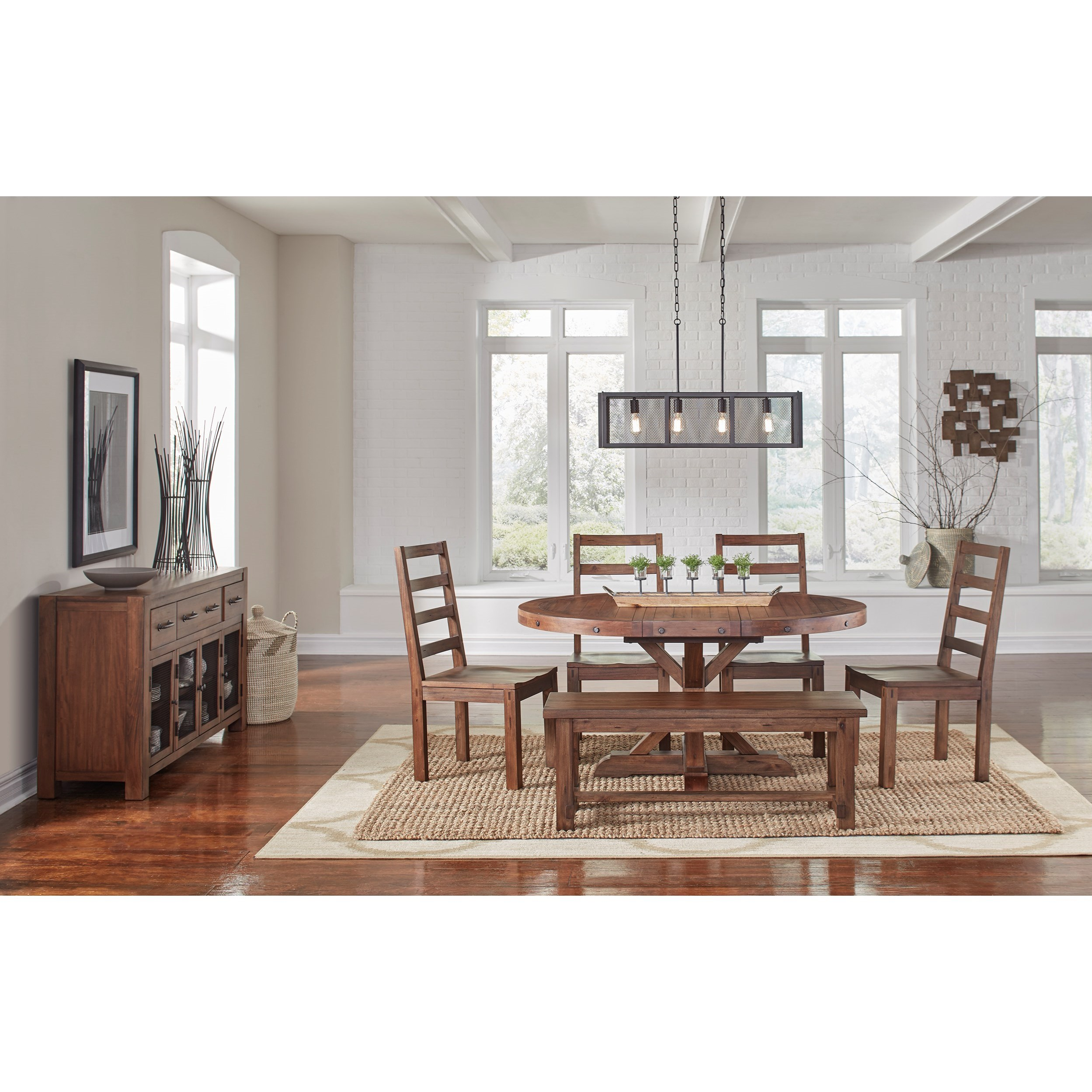 AAmerica Anacortes Dining Room Group - Item Number: ANA Dining Room Group 2