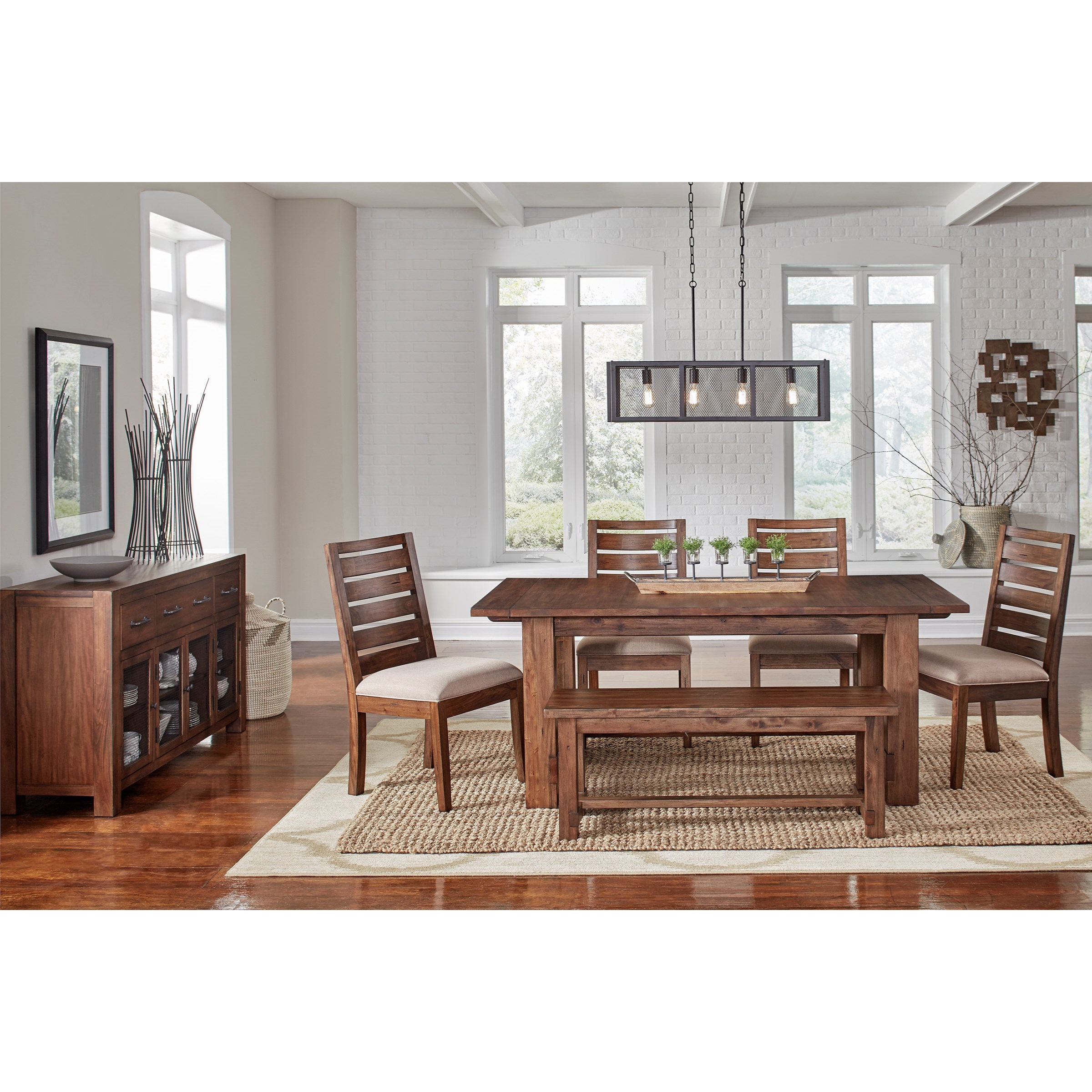 AAmerica Anacortes Dining Room Group - Item Number: ANA Dining Room Group 3