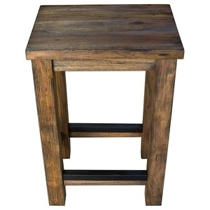 AAmerica Anacortes Backless Counter Stool