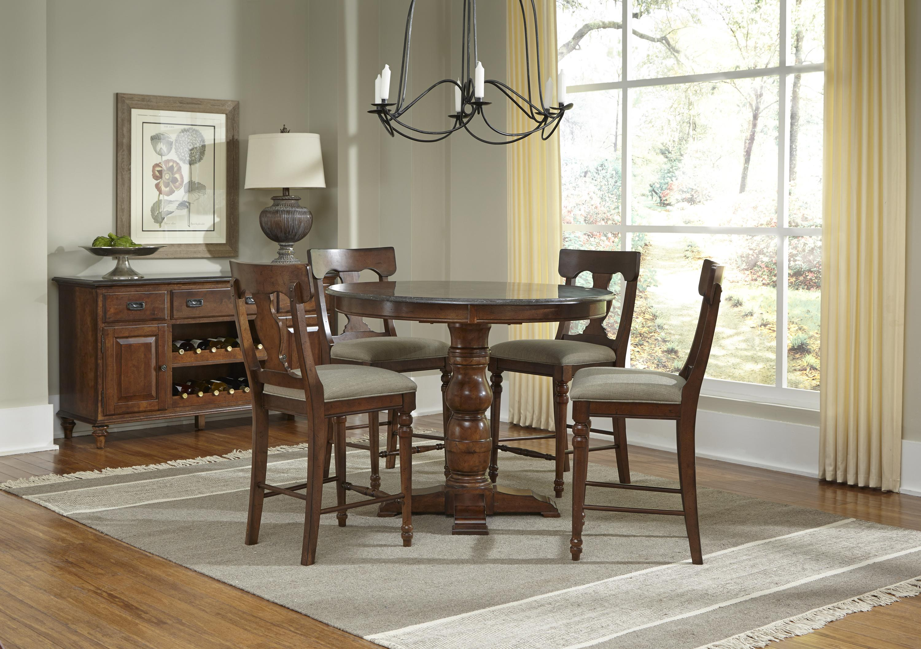 AAmerica Andover Park Dining Room Group - Item Number: ADV Dining Rroom Group 2