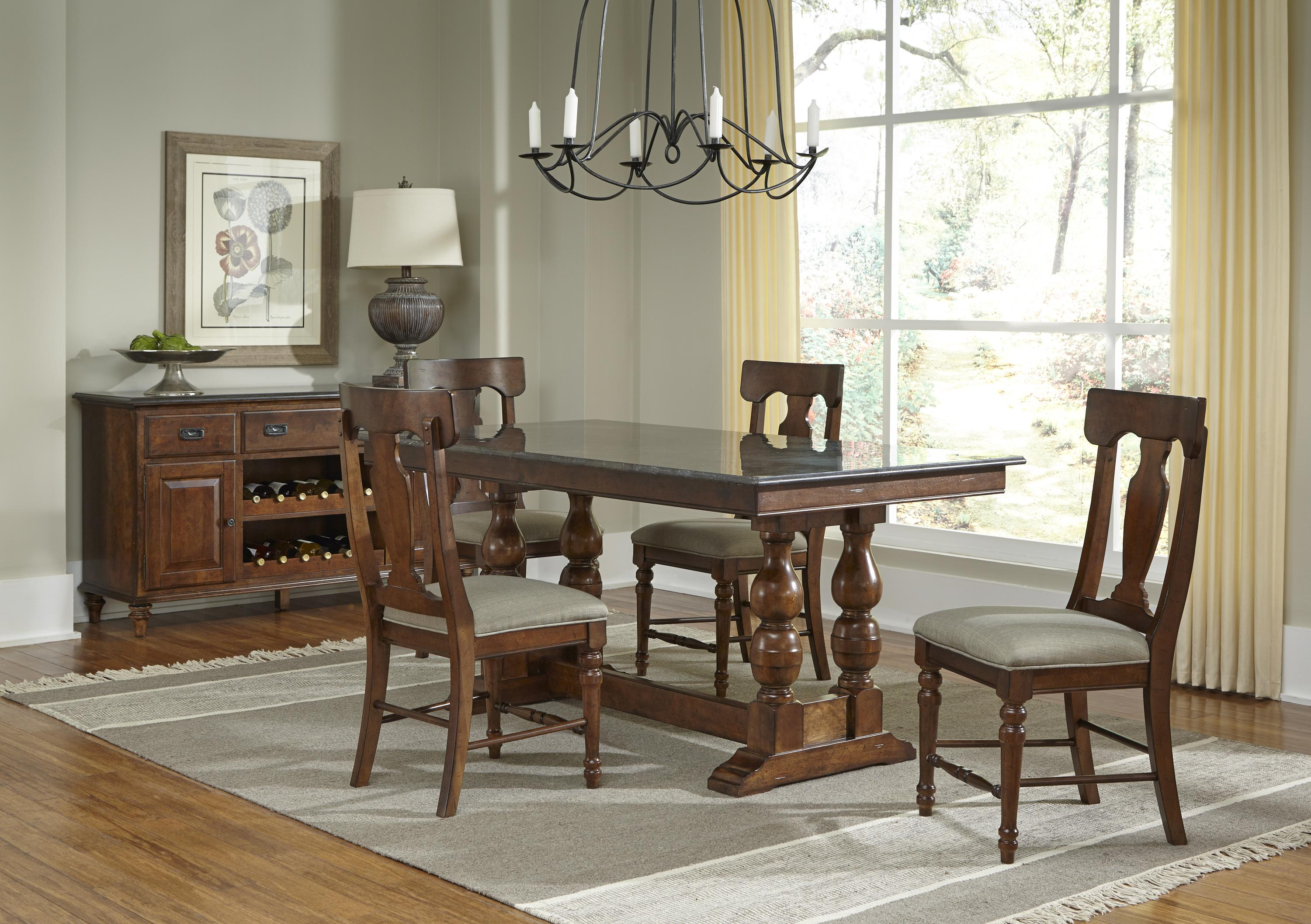 AAmerica Andover Park Dining Room Group - Item Number: ADV Dining Rroom Group 3